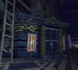 Vault-keeper's Bunker