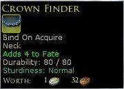 CrownFinder
