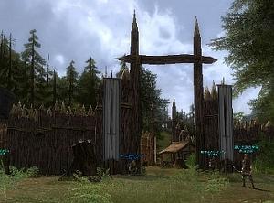 Grimwood Lumber Camp