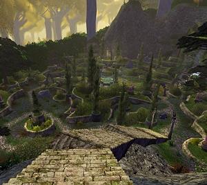 Galadriel's Garden