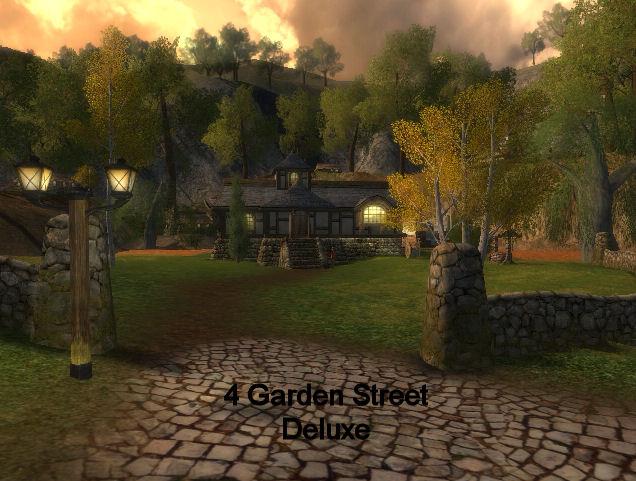 庭園通り 四番地