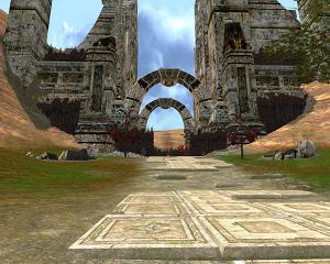 King's Way Gate