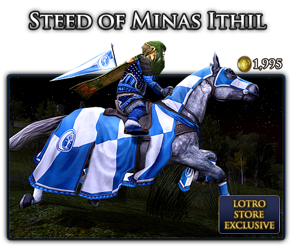 Steed of Minas Ithil Store Exclusive