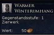 Warmer Winterumhang Tooltipp