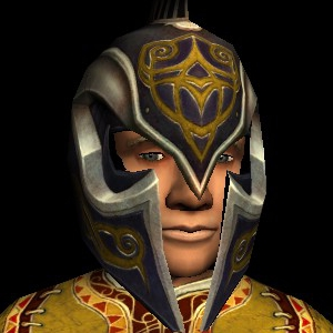 Ceremonial Rift-defender's Helm