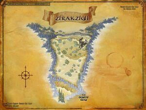 Zirak-zigil map