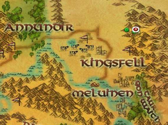 Lord Of The Rings Online World Map.Dagoras Lord Of The Rings Online Wiki Fandom Powered By Wikia