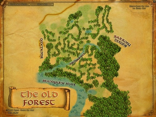 OldForestMAPP