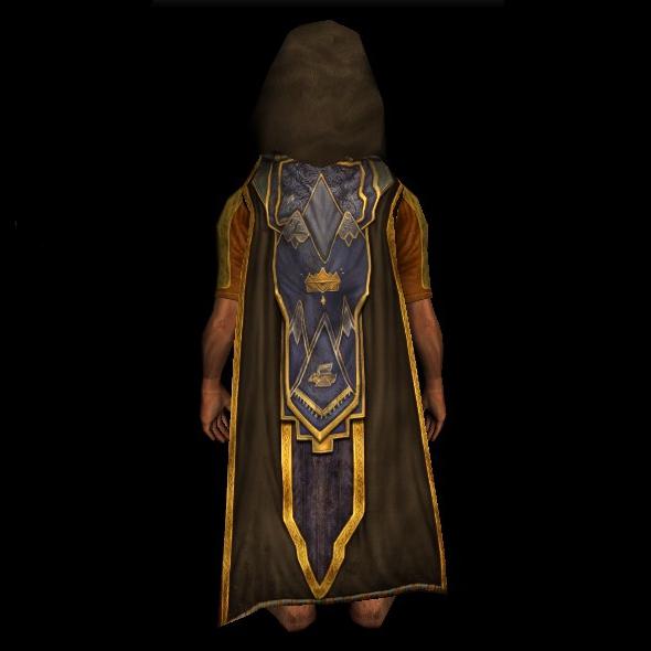 Cloak of the Steadfast hobbit