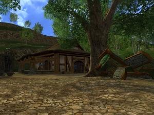 Old Odo's Leaf-farm