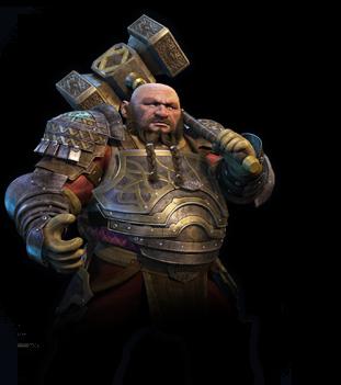 Dwarf-race