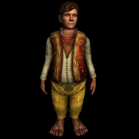 Herdsman's Waistcoat and Shirts hobbit