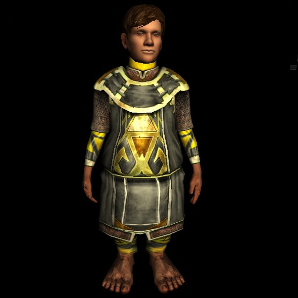 Dwarf-make Chain Hauberk hobbit