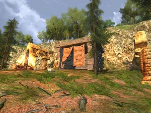 Svalfang's Hut