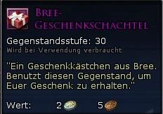 Bree-Geschenkschachtel