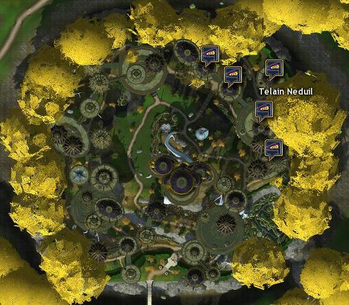 Telain Neduil MAP