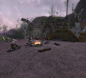 Mincham's Camp