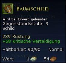 Baumschild