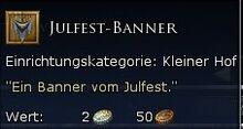 Julfest-Banner Tooltipp