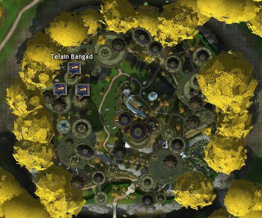 Telain Bangad MAP