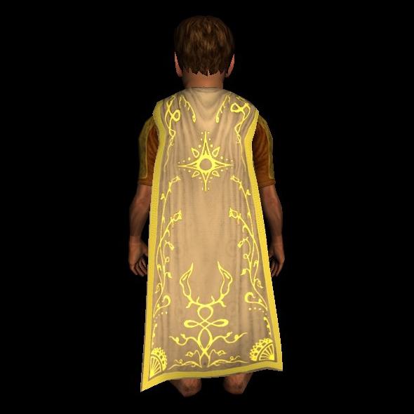 Cloak of the Shining Star hobbit