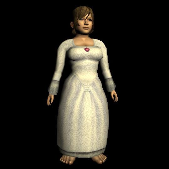Elf-queen's Dress hobbit