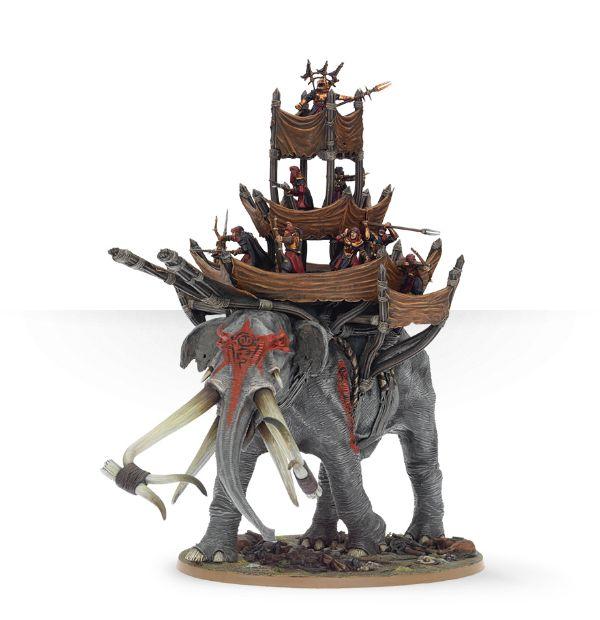 War Mumak of Harad | Lord Of The Rings Warhammer Wiki ...
