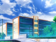 Hinokuni Junior High