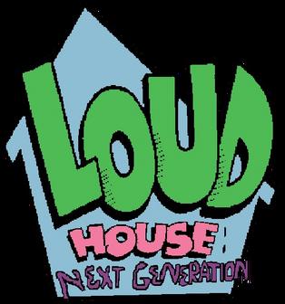 Loud House Next Generation logo