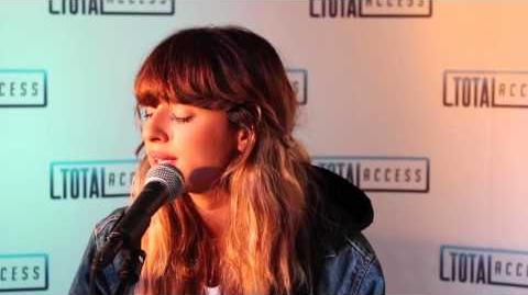 Foxes - What Do You Mean (Live on Total Access)