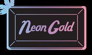 Neon Gold Records logo