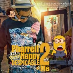 Happy (Despicable Me 2 cover)