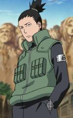 Shikamaru appearance