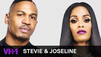 """Stevie & Joseline """"New Series"""" Teaser VH1"""