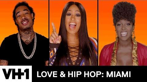 Love & Hip Hop- Miami 'Official First Look' - New Series Coming In January - VH1