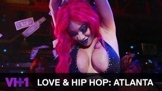 Love & Hip Hop Atlanta Jessica Dime & Jhonni Blaze on the Reality of Stripping VH1