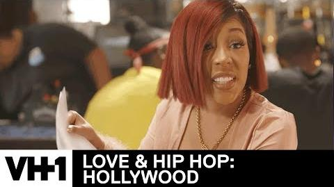Kimberly Brings the Literal Receipts - Check Yourself S5 E12 Love & Hip Hop Hollywood
