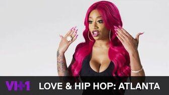 Love & Hip Hop Atlanta Jessica Dime Talks Stevie J & Joseline Hernandez VH1