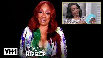 Cast Discusses Brewing Tension between Karlie & Sierra 🤨 Check Yourself Love & Hip Hop Atlanta