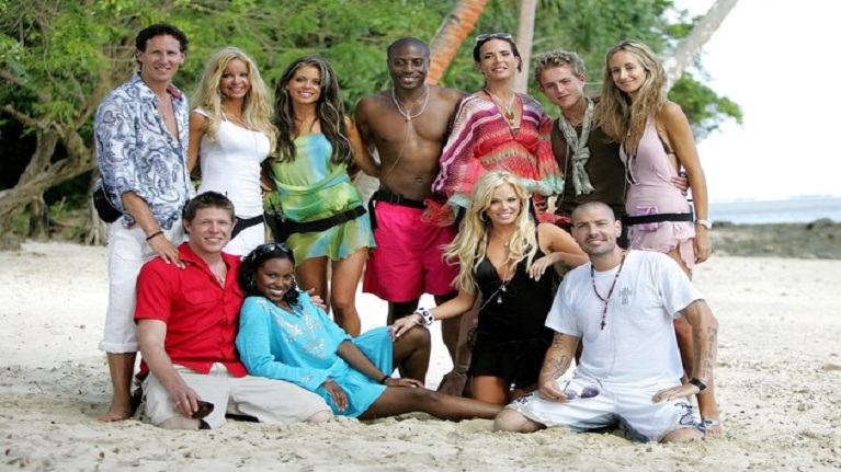 Celebrity Love Island 2