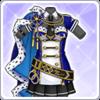 Bleu Tentation (Karin) Outfit