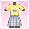 9th Anniversary T-Shirt (Ayumu) Outfit