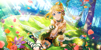 Th-That Bush There Just Moved (Idolized)