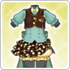 Fresh Fruit Parlor (Rin) Outfit