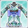 Priestess of the Sea God (Kanan) Outfit