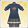 Aqours Unit Live T-Shirt (Hanamaru) Outfit