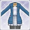 Nijigasaki Winter Uniform (Rina) Outfit