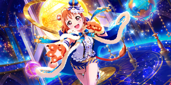 Surrounded by Shooting Stars (Idolized)