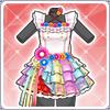 Love U my friends (Setsuna) Outfit