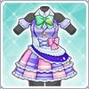 Kimi no Kokoro wa Kagayaiteru kai? (Kanan) Outfit